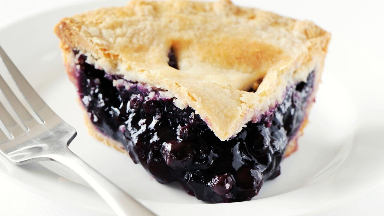Blueberry Pie Recipe That Is Not Runny