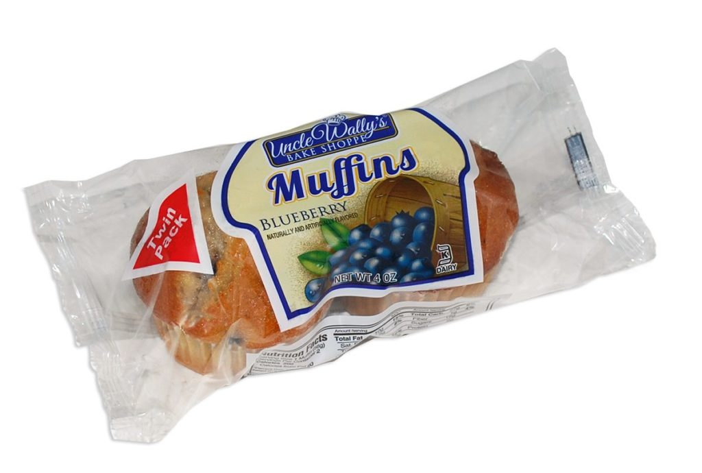 Foods that Start with U - Uncle Wally's Muffins
