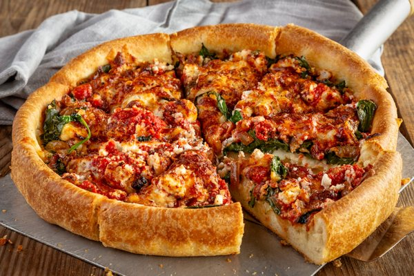 Foods that start with U - Unos Pizza
