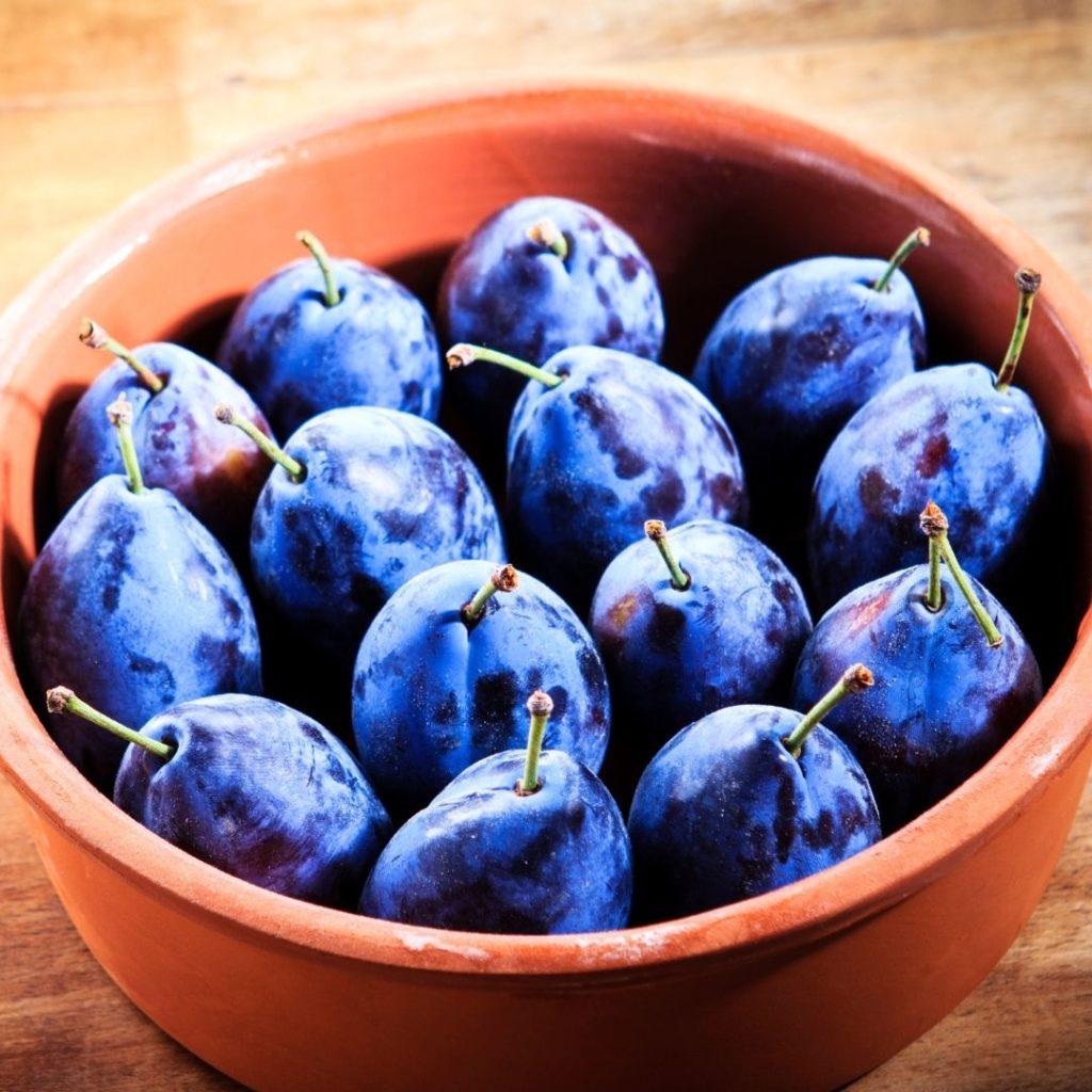 Blue Foods - Ciruelas Damson