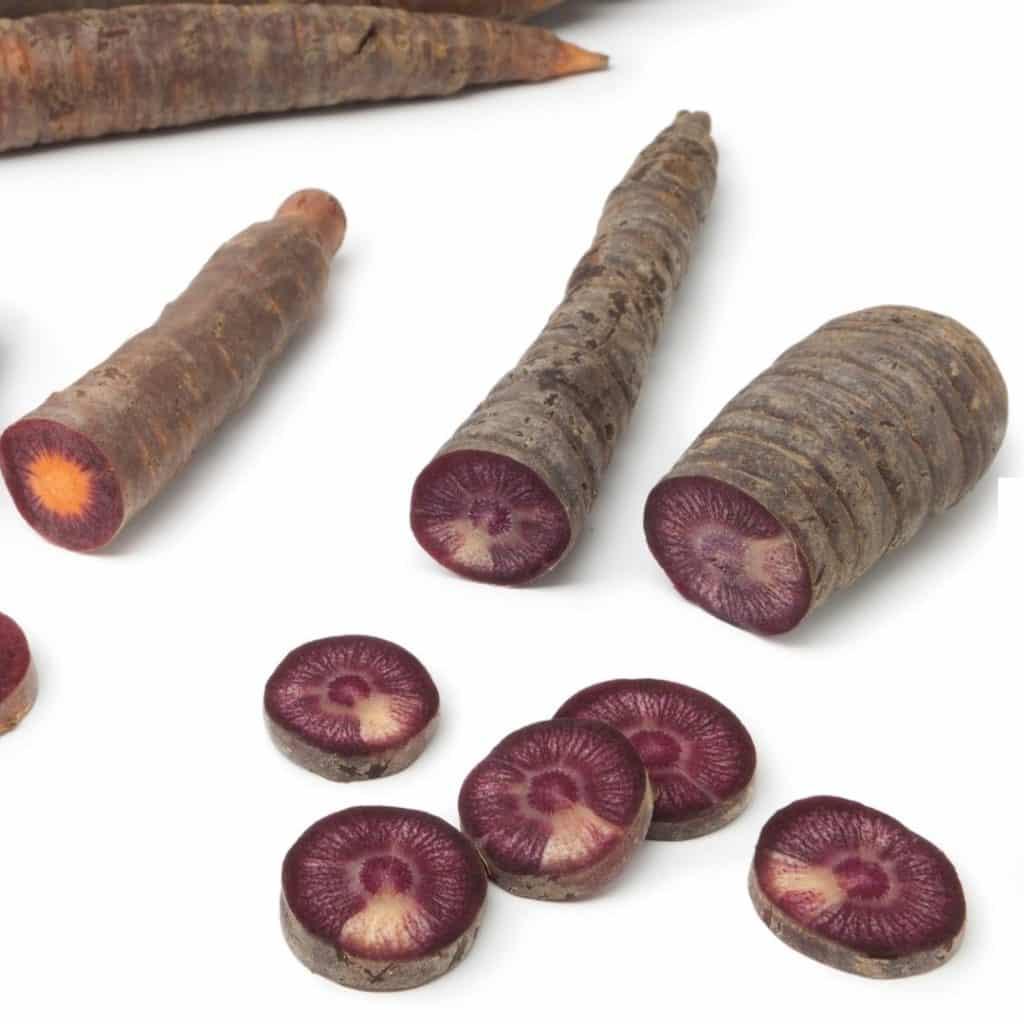 Purple Foods List - Purple Carrots