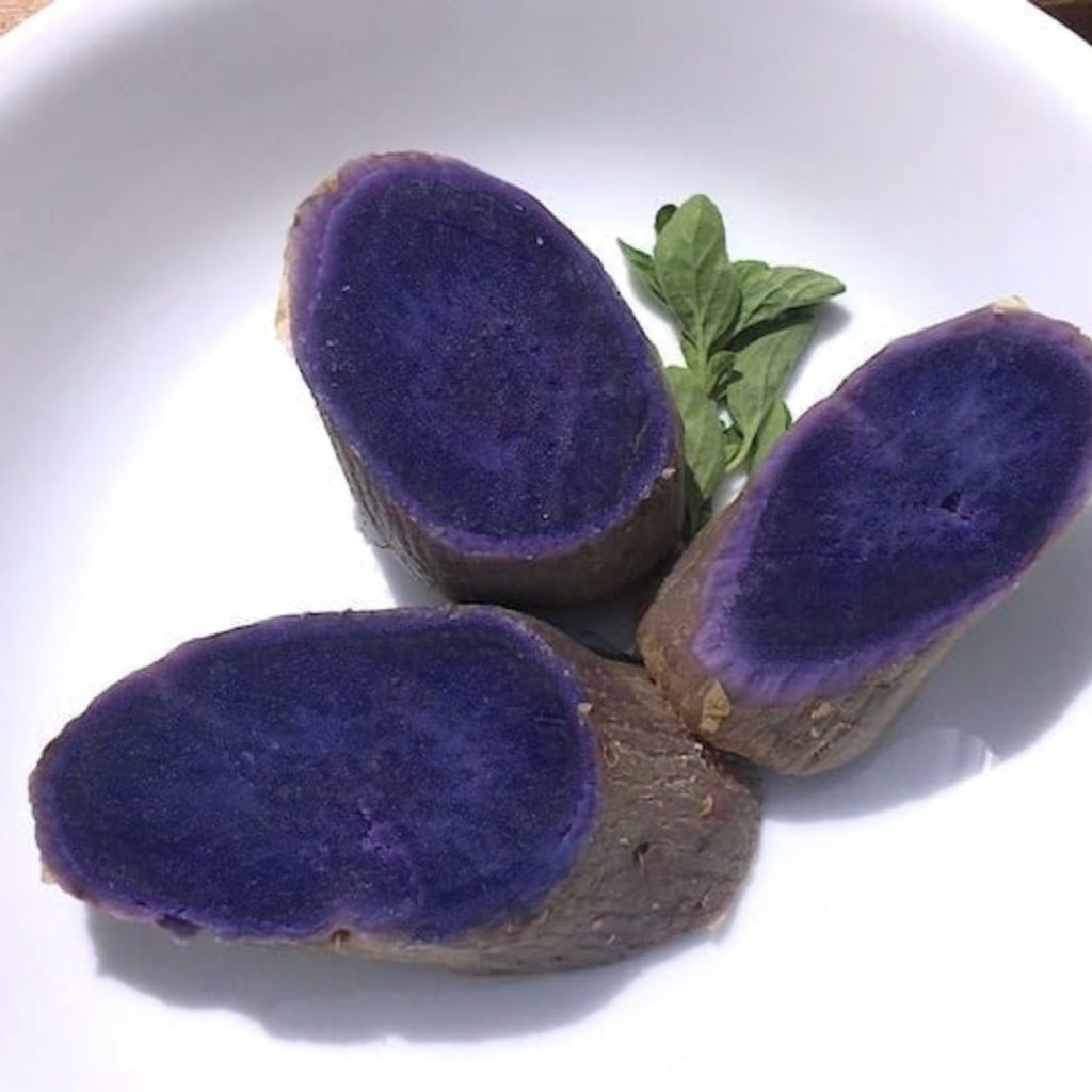 Blue Foods - Okinawan Sweet Potato