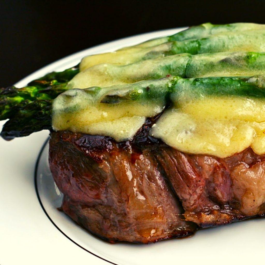 Foods that start with X - Xavier Steak