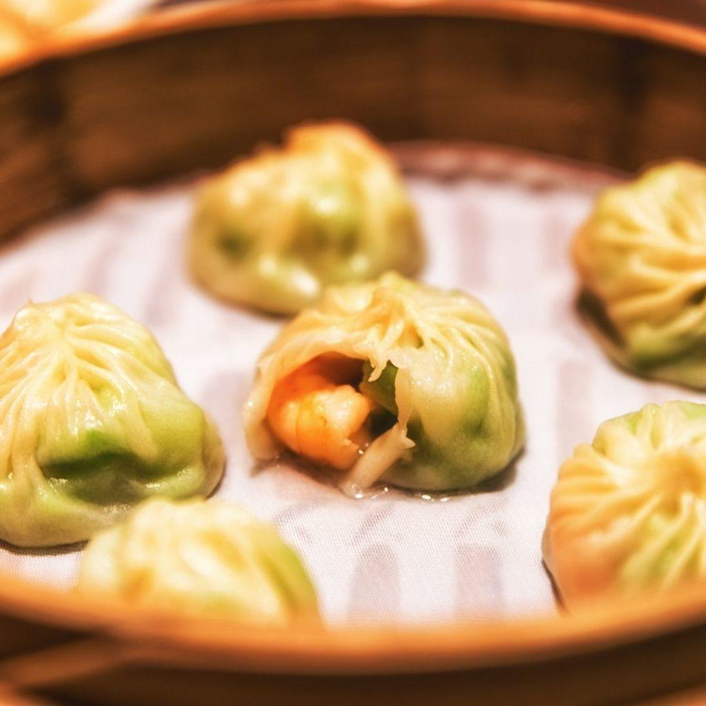 Foods that start with X - Xiao Long Bao