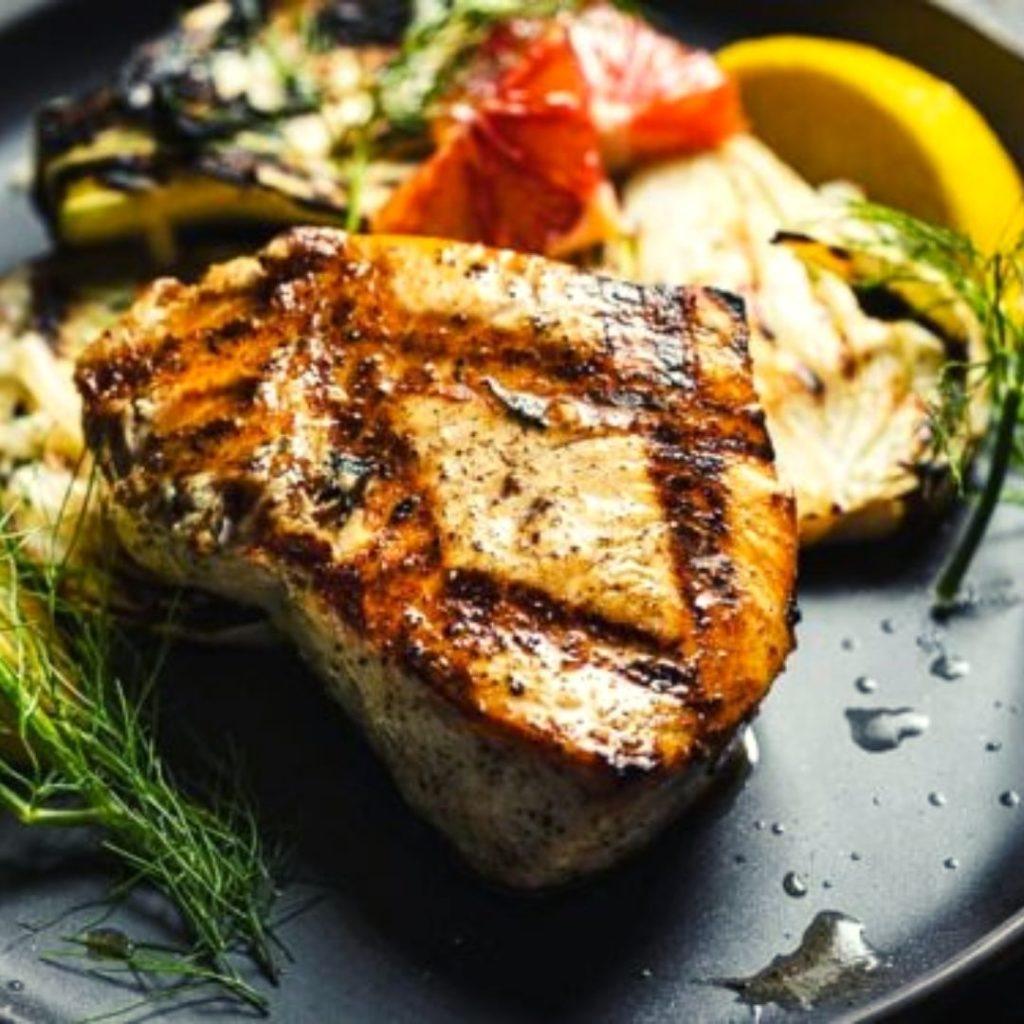 Foods that start with X - Xiphias
