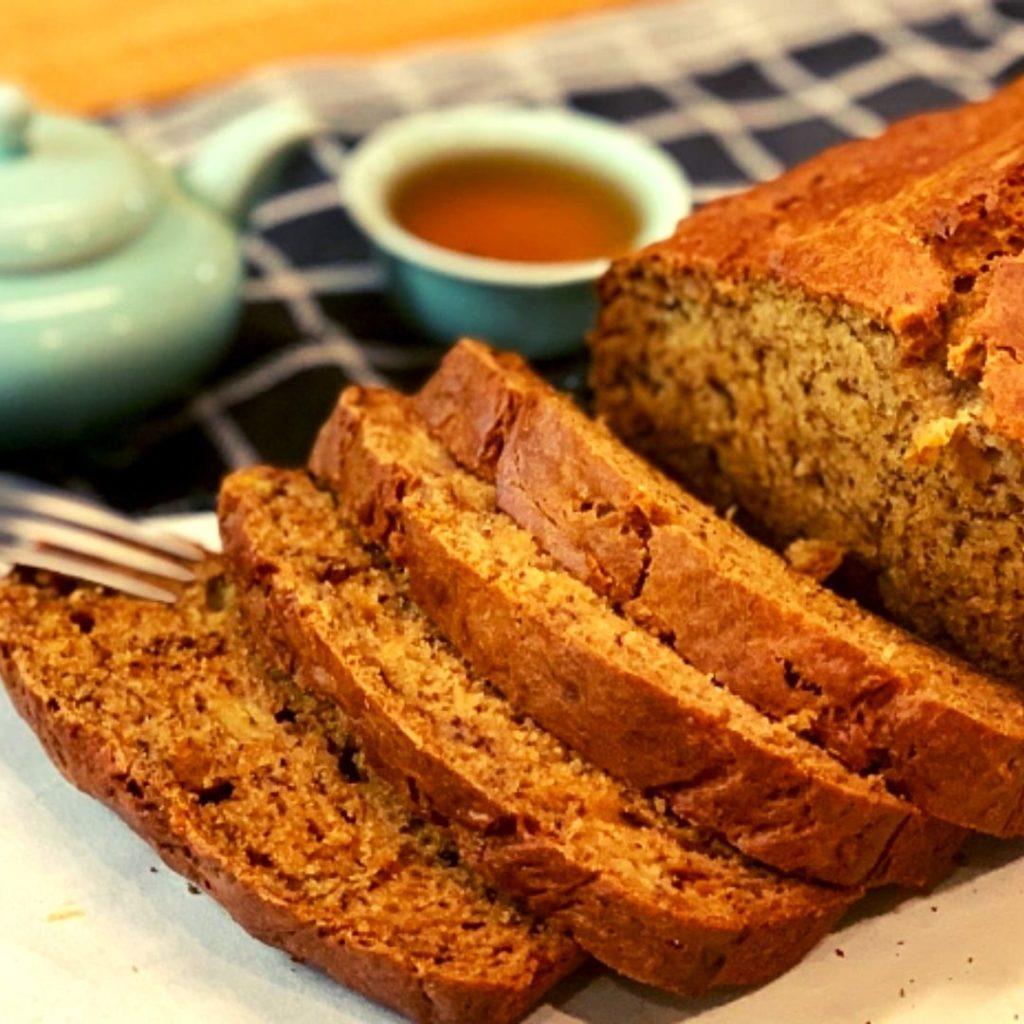 Snacks that start with X - xiāng jiāo dàn gāo
