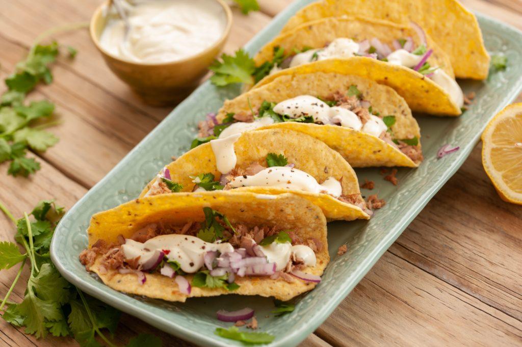 Canned Mackerel Recipes - Tacos