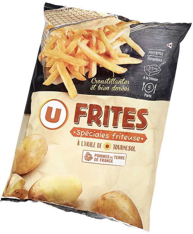 Foods that start with U U Frites