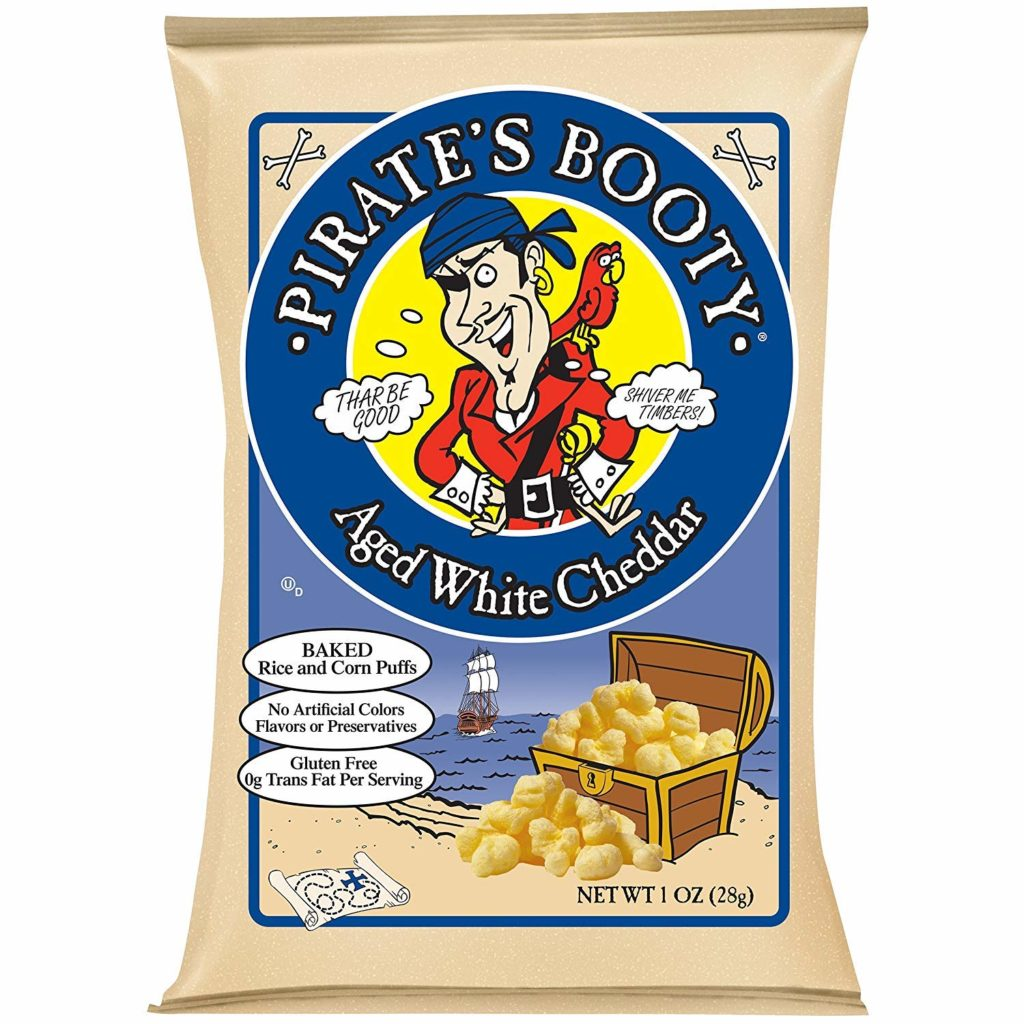 Healthy Snacks - Pirate's Booty