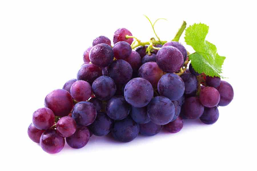 Purple Foods - Purple Grapes