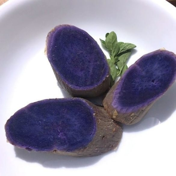 Purple Foods - Okinawan Sweet Potato
