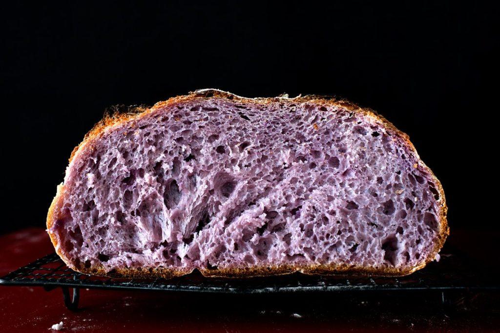 Purple Foods - Purple Bread