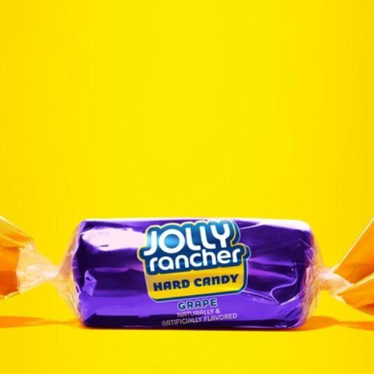 Purple Foods - Purple Jolly Rancher Candy