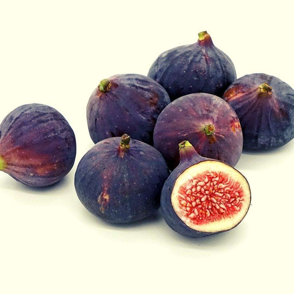 Frutas Moradas - Higos